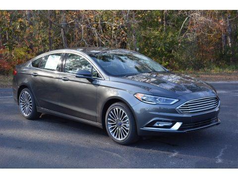 new 2017 ford fusion titanium for sale stock 27508 dealer car ad 117727474. Black Bedroom Furniture Sets. Home Design Ideas