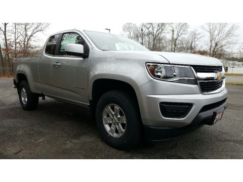 new 2017 chevrolet colorado wt extended cab 4x4 for sale stock 1821r. Black Bedroom Furniture Sets. Home Design Ideas