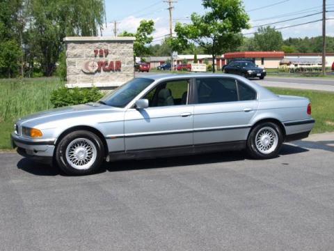 used 1998 bmw 7 series 740il sedan for sale stock 428946 dealer car ad. Black Bedroom Furniture Sets. Home Design Ideas