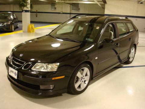 used 2006 saab 9 3 aero sportcombi wagon for sale stock. Black Bedroom Furniture Sets. Home Design Ideas