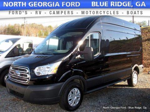 new 2017 ford transit van 350 hr long for sale stock n13558 dealer car ad. Black Bedroom Furniture Sets. Home Design Ideas