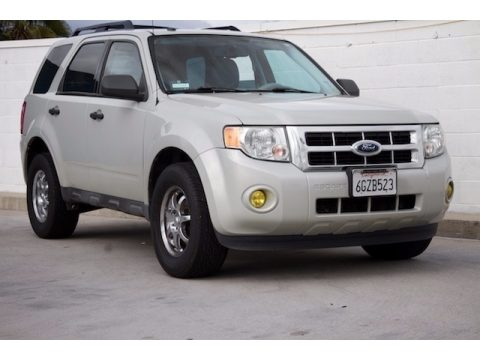 Light Sage Metallic Ford Escape XLT.  Click to enlarge.