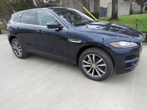 new 2017 jaguar f pace 20d awd prestige for sale stock ha492632 dealer car. Black Bedroom Furniture Sets. Home Design Ideas