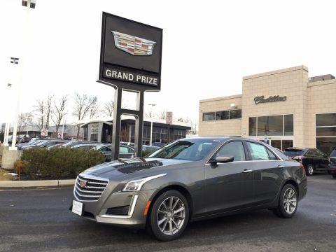 Cadillac CTS Luxury AWD