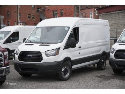 Ford Transit Van 250 MR Long
