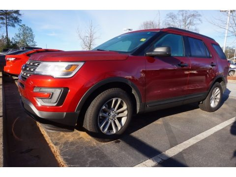 Ford Explorer FWD
