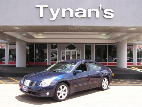 used 2004 nissan maxima 3 5 sl for sale stock v9343. Black Bedroom Furniture Sets. Home Design Ideas