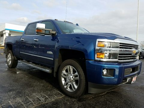 Pine Belt Chevrolet >> New 2017 Chevrolet Silverado 2500HD High Country Crew Cab 4x4 for Sale - Stock #1908R ...
