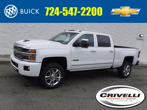 new 2017 chevrolet silverado 2500hd high country crew cab. Black Bedroom Furniture Sets. Home Design Ideas