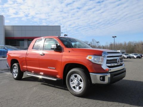 new 2017 toyota tundra sr5 double cab for sale stock t17199 dealer car ad. Black Bedroom Furniture Sets. Home Design Ideas