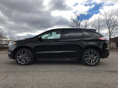 new 2017 ford edge sport awd for sale stock 745635. Black Bedroom Furniture Sets. Home Design Ideas