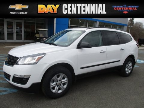 Chevrolet Traverse LS AWD