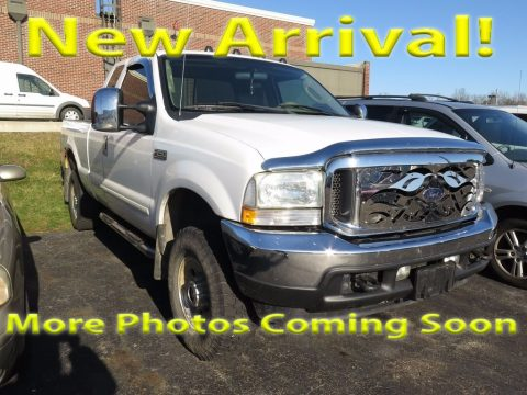 Ford F250 Super Duty Lariat SuperCab 4x4