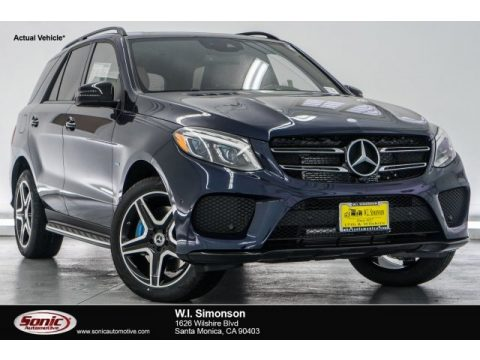 New 2017 mercedes benz gle 550e for sale stock ha917036 for Simonson mercedes benz