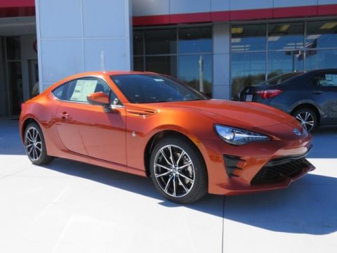 Hot Lava Toyota 86 .  Click to enlarge.