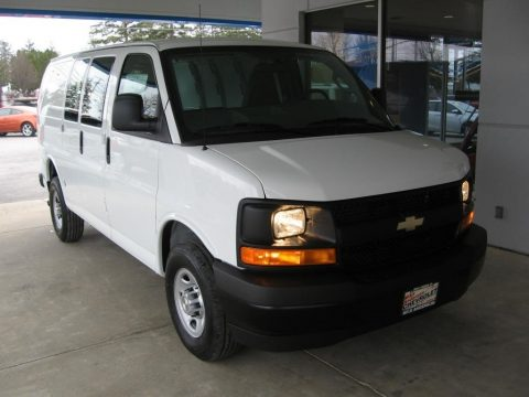 Chevrolet Express 2500 Cargo WT