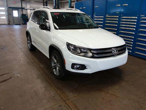 Volkswagen Tiguan Sport