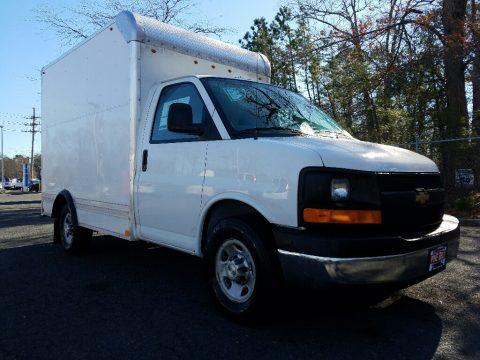 Chevrolet Express Cutaway 3500 Moving Van