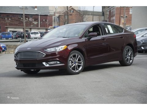Burgundy Velvet Ford Fusion SE.  Click to enlarge.