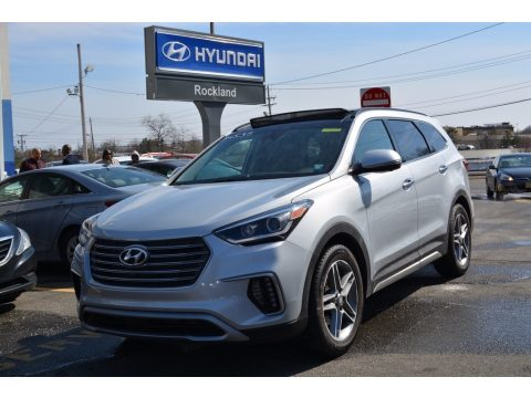 Hyundai Santa Fe Limited Ultimate AWD
