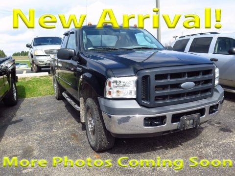 Ford F250 Super Duty XL SuperCab 4x4
