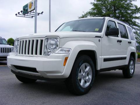 new 2009 jeep liberty sport 4x4 for sale stock 959024. Black Bedroom Furniture Sets. Home Design Ideas