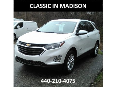 Iridescent Pearl Tricoat Chevrolet Equinox LT AWD.  Click to enlarge.