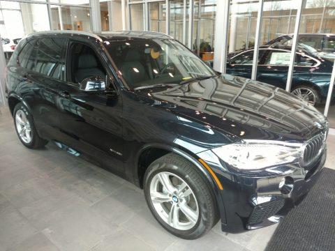 Carbon Black Metallic BMW X5 xDrive35i.  Click to enlarge.