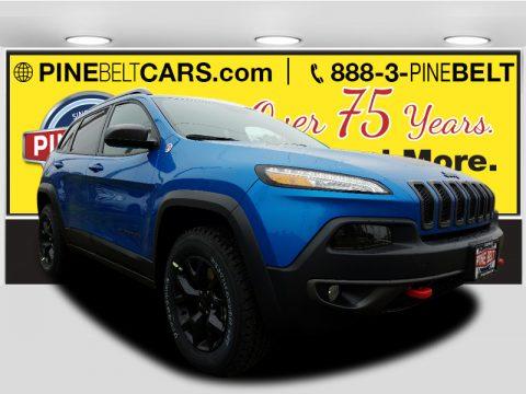 Jeep Cherokee Trailhawk 4x4