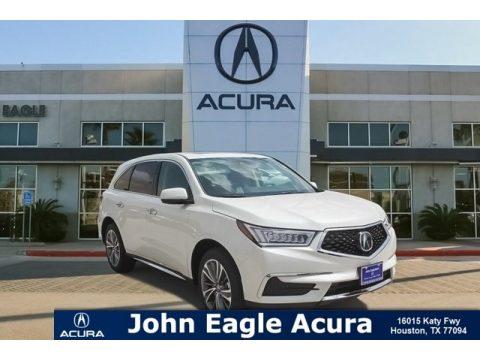 Acura MDX Technology SH-AWD