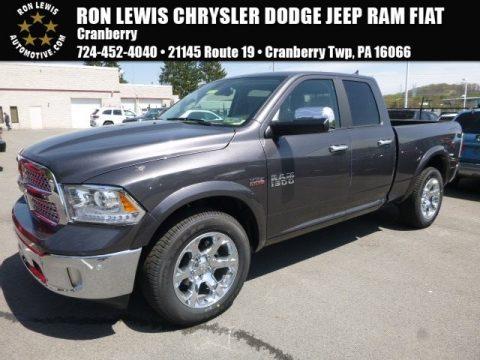 Ram 1500 Laramie Quad Cab 4x4