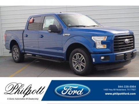 Ford F150 XLT SuperCrew