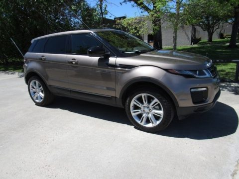 Kaikora Stone Metalllic Land Rover Range Rover Evoque SE.  Click to enlarge.