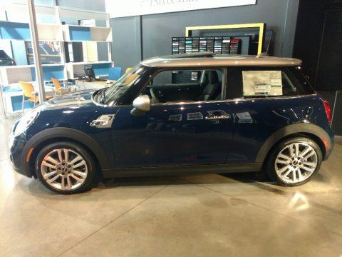 Lapisluxury Blue Mini Hardtop Cooper S 2 Door.  Click to enlarge.