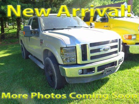 Ford F250 Super Duty XLT SuperCab 4x4