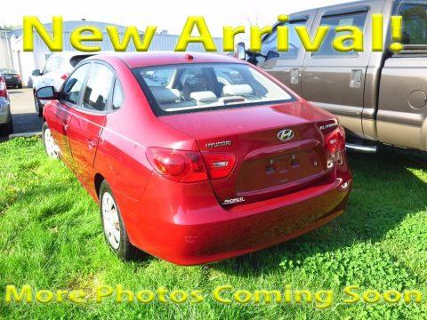 Hyundai Elantra GLS Sedan