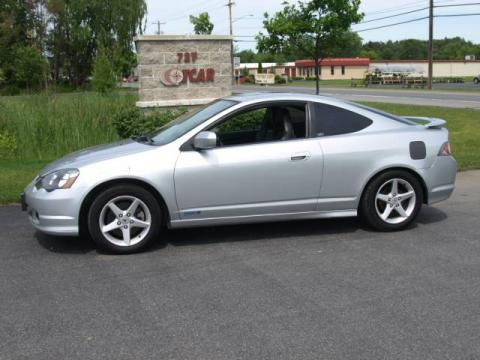 Acura Sports  on Satin Silver Metallic Acura Rsx Type S Sports Coupe  Click To Enlarge