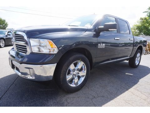 Maximum Steel Metallic Ram 1500 Big Horn Crew Cab.  Click to enlarge.