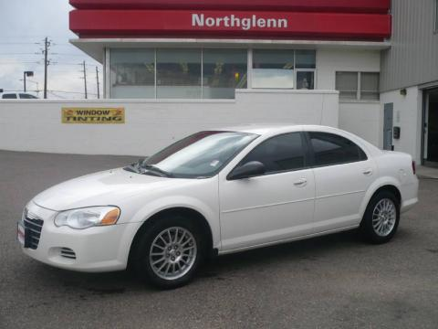 used 2004 chrysler sebring lx sedan for sale stock. Black Bedroom Furniture Sets. Home Design Ideas