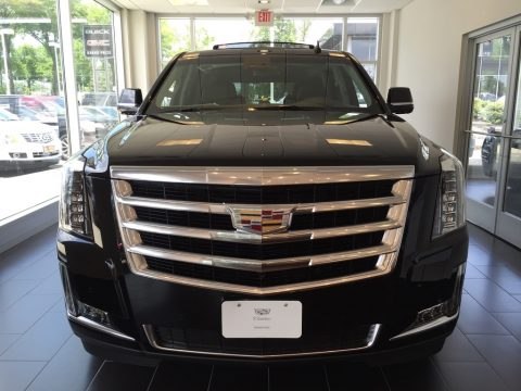 Cadillac Escalade Luxury 4WD