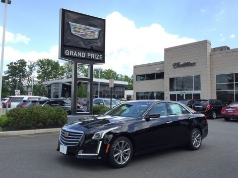 Cadillac CTS Luxury AWD