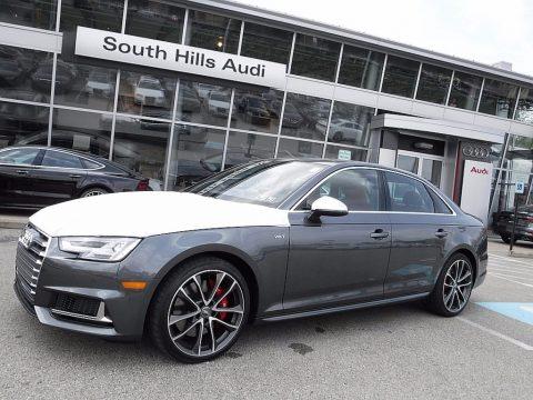 Audi S4 Premium Plus quattro Sedan