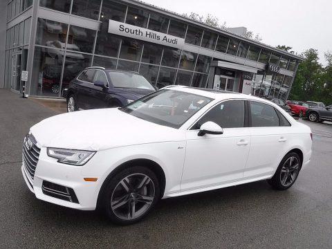 Audi A4 2.0T Premium Plus quattro