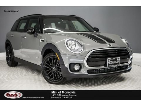 Moonwalk Grey Metallic Mini Clubman Cooper ALL4.  Click to enlarge.