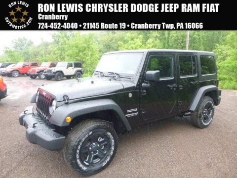 Jeep Wrangler Unlimited Sport 4x4