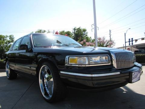 Used 1997 Lincoln Town Car Executive For Sale Stock Tvy677933