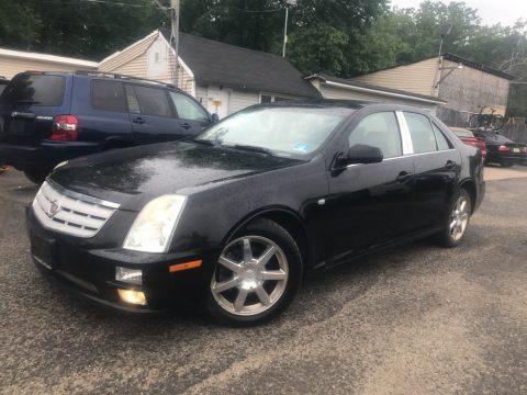 Black Raven Cadillac STS V6.  Click to enlarge.