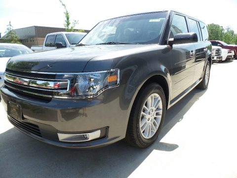 Magnetic Ford Flex SEL AWD.  Click to enlarge.