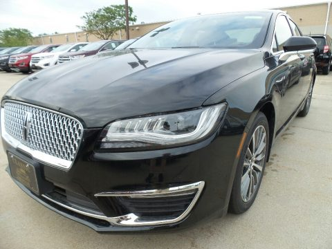 Black Velvet Lincoln MKZ Select.  Click to enlarge.