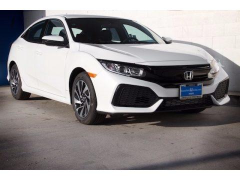 Honda Civic LX Hatchback